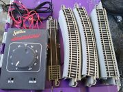 Bachmann Nickel Silver 46 X 91 Oval Spectrum Magnum Speed Controller Ho Scale