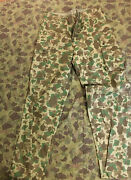 Reproduction Us Army Frogskin Para Pants M1942 Oss Large Size 38