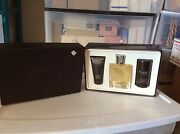 Rare Lancome Miracle Pour Homme Edt Spray 100ml 3.4oz Deodorant After Shave Set