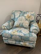 Smith Brothers Club Chair In Excellent Condition