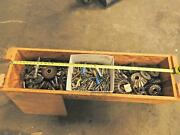 Huge Lot Of Assorted End Mills And Cutters - Brand New Mostly All Carbide