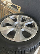 """Range Rover P525 Oem 21"""" Wheels And Tires"""