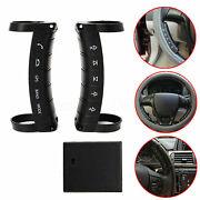 Remote Control Button Car Steering Wheel Wireless Universal For Stereo Dvd Gps