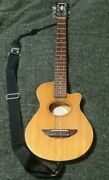 Yamaha Apxt-1na Natural Electric Classical Guitar With Soft Case Japan Shipped