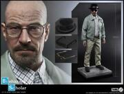 Cgl Toys 1/4 Ms01 Breaking Bad Walter White 20.5inch Figure Statue Collectible