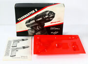 Vintage Snap On Taskmaster 2 1/2 Air Drill Boxtray And Manual Only No Tool