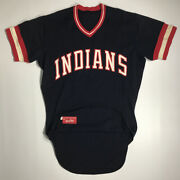 1978 Cleveland Indians Team Issued Jersey Size 42 20