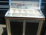 Seeburg Lpc-1 45rpm Jukebox 1963 Complete Non Working Project , Clean Inside