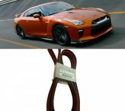 Nissan Genuine Parts Gt-r Gtr R35 Fan Belt 11720-jf00a From Japan With Tracking