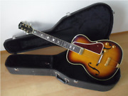 Vesta Graham Vf-9m Acoustic Guitar With Hard Case Shipped From Japan