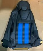 Nos 2012-2013 Ford Mustang Recaro Front Right Seat Back Cover Cr3z6364416cd