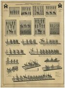 1930 Paper Ad Toys Toy Soldiers Of All Nations Sets Elastolin Horses Flags ++