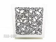 Keith Haring Vintage Printed Jigsaw Puzzle 1990s Regular Licensed Product Rare