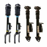 Bilstein B4 Air Front And Rear Shock Absorber Kit For Mercedes X164 Electronic