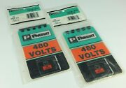 2x Panduit Pcvb-480 Marker Book 3 Markers/page 30 Markers/book Total Of 60.