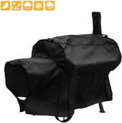 Bbq Gas Grill Cover For Oklahoma Joe's Longhorn Offset Smoker Cover Heavy Duty