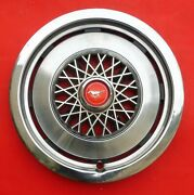 1974 1975 1976 1977 1978 Ford Mustang Ii Wheel Cover 14