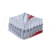 Bleach Hollow Japanese Anime Manga Cloth Face Mask Facial Cover [combo Pack]