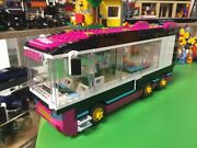 Lego Friends 41106 Bus Coach Only No Minifigures No Other Parts World Free Post