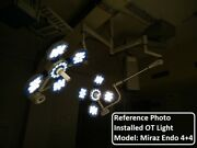 Hospital Surgical Lights Led Ot Lamp Operation Theater Lights Double Satellite