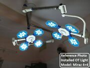 Examination And Surgical Lights Led Ot Lamp Operation Theater Lights Double Dome