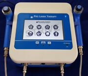 New Lllt 2 Probes Low Level Laser Therapy Red And Infrared Laser 120 Programs Unit