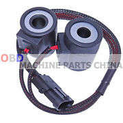 At163475 New Electrical Solenoid Coil For John Deere 300d 300dd 310d 315d