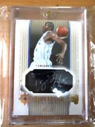 Dwight Howard Rc Upper Deck Ultimate 2004-05 Signature Patches Auto Sn 13/25