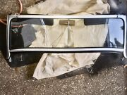 Sprite Midget Windshield Frame Glass And Frame Complete And New