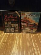 Railroad Collectibles Stanley Baker 4th Edition And Trains/railroads
