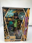 2009 1st Release Monster High Dawn Of The Dance Cleo De Nile Mint In Box