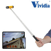 Telescopic Pole Wireless Wifi Inspection Camera For Iphone Ipad Android Tvs-100