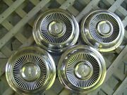 Vintage Max Wedge Plymouth Dodge Chrysler Hubcaps Wheel Covers Center Caps