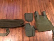 London Bridge Trading Plate Carrier Pouches Waist Pack Old Gen Gold Label Nsw