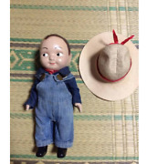 Old Vintage Buddy Lee Figure Doll Limited Edition Shipped From Japan