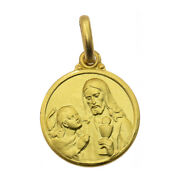 First Communion Gold Medal