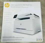Brand New Hp Laserjet Pro M281fdw Wireless Color Laser All-in-one Printer Andtoner