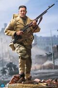 Did 1/6 A80141 Wwii Us Rangers 12 Male Soldier Action Figure Collectible Toys