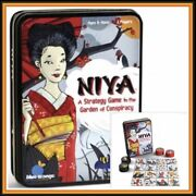 Niya A Strategy Game In The Garden Of Conspiracy In A Tin Box By Blue Orange