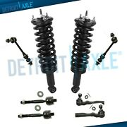 8pc Front Struts And Spring Assembly Suspension Kit For 2003 - 2006 Toyota Tundra