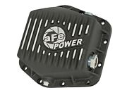 Afe Rear Differential Cover Machined Fin For Gm Colorado/canyon 15-19 I4/v6 Dana