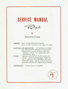 Copy Eci Courier Royale 23 Channel Cb Radio Service Manual With Schematic