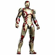 Movie Masterpiece Diecast Iron Man Mark 42 Xlii 1/6 Action Figure