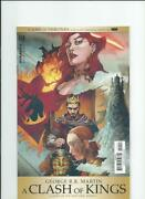 Dynamite Comics George R R Martin Game Of Thrones A Clash Of Kings Nm-/m 2107
