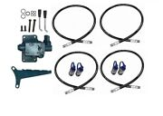 Ford 5000 6600 Tractor Rear Hydraulic Dual Remote Valve Kit