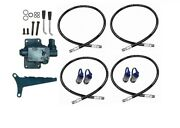 Ford Tractor Double Spool Hydraulic Remote Valve Kit 600 800 2000 3000 4000