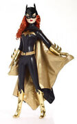 Batgirl Tonner 22in Doll Dc Stars Le 150 Nrfb Great Detail Very Rare + Beautiful