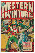 1948 Ace Western Adventures 5 Gd/vg 3.0 Canadian Edition