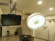 Led 500 Ot Lights Examination Surgical Operating Multiple Color With Extra Arm