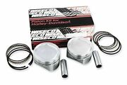 Wiseco Forged Piston Kit 105.1 Comp Vt1714 Harley 84-99 W Screaming Eagle Heads